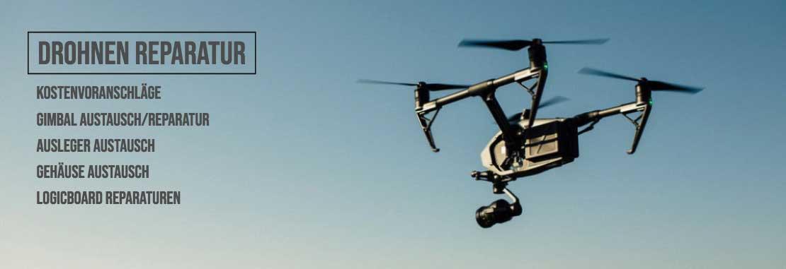 Drohnen Reparatur in Berlin
